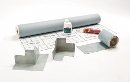 The WaterGuard wetroom tanking membrane is the complete wetroom sealing solution - not just for wet floors but also to walls.