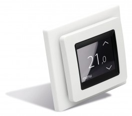 Aqua-Mat Touch Thermostat / Timer Underfloor Heating image