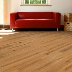 An economical solid wood floor, sourced exclusively from European forests and managed to lessen its ecological impact. These boards come in variable lengths with specifications from 300-1500mm x 130mm and this board is coated with a UV Oil finish. Each board h...