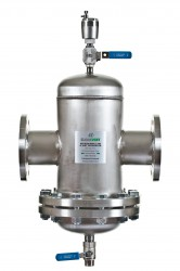 CleanVent Air & Dirt Separator Removable Base image