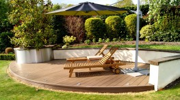 Ecoscape UK Composite Decking Board by Ecoscape UK Ltd