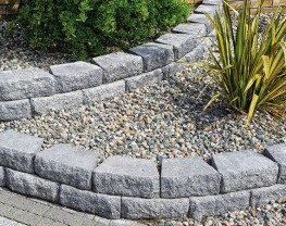 Anchor Aspen Stone® - The natural appearance of cut stone with a weathered textured finish image