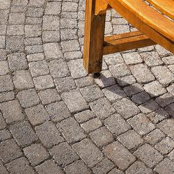 Setts - Rumbled paving - High quality rumbled paving setts with a 'reclaimed' appearance image