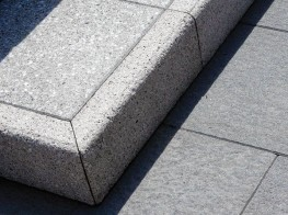 TerraKerb® - Reconstituted natural granite kerbs image