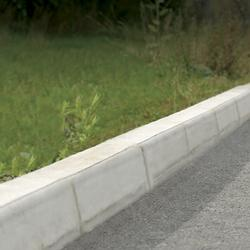 Road Kerbs - A standard range of road kerbs, channels and edging image