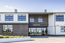 Oakland Brick - A contemporary brick with clean, crisp lines - AG