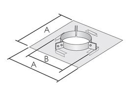 Non Combustible Floor Support Plate - ICID Plus image
