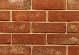 Reclamation Soft Red undergoes a special ageing process to give an identical appearance to genuine reclaimed bricks.  These red bricks have a soft texture with slight creasing or 'smiles' on the face. They are perfect for high quality renovation, restora...