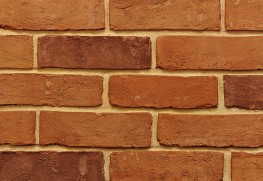 Farmhouse Orange is a high quality orange/red blended handmade brick with a textured appearance and some creasing on the face.  These bricks were historically used throughout middle England in the 'Shire Counties' to build farmhouses, barns and period ...