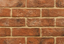 Reclamation Shire Blend is a handmade brick characterised by red/orange shades weathered with soot and traces of lime mortar and is an ideal replacement for reclaimed handmade bricks salvaged from the demolition of old farm buildings.  Available in both impe...