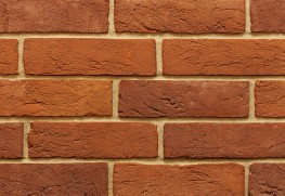 "Our 2½"" Georgian is a high quality solid handmade brick displaying a colour spectrum ranging from plum to oranges and soft reds.