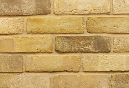 Reclamation Cambridge Buff is a handmade cream/buff brick with a subtle aged finish.  These bricks undergo a special process to give an identical appearance to genuine reclaimed bricks, exhibiting a slightly weathered grey appearance.  Reclamation Cambridg...