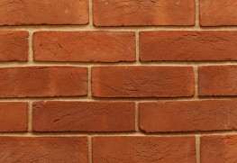 An exclusive soft red handmade brick commonly known as a 'Red Rubber'.  Our Soft Red bricks have a soft texture with subtle colour variations and slight creasing or 'smiles' on the face. This brick type was used extensively across Southern England fr...