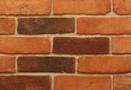 High quality genuine handmade brick with subtle weathering....