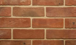 Our Soft Red Multi handmade brick is fired at a higher than average temperature, which results a slightly darker shade of red with contrasting overburns.  This characterful red brick reproduces the look of bricks used extensively during the industrial revolu...