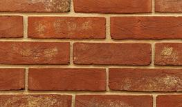 Reclamation Soft Red undergoes a special ageing process to give an identical appearance to genuine reclaimed bricks.