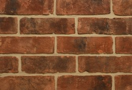 Urban Weathered is an exclusive handmade brick which replicates the weathered and sooted appearance that bricks in urban areas gain naturally over time.