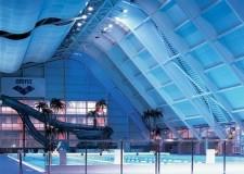 Kalzip Acoustic Deck Roof System - High Humidity - U-value 0.18  - Kalzip