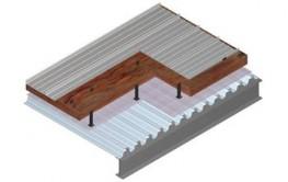 Kalzip Deck Roof System - U-value 0.20 image