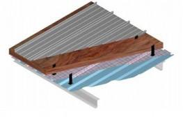 Kalzip Liner Roof System - U-value 0.25 image