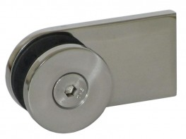 Heavy Duty Weld-on Glass Bracket - GD5019M4 image