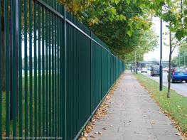 Classic looks with a less intimidating appearance, Barbican Imperial® security fencing with its 25mm and 32mm diameter round pales with no reduction in strength or security. Barbican Imperial® is available with a choice of decorative finials and post tops to...