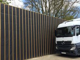 Jakoustic® Plus acoustic fencing adds an absorptive layer on one side of the fence made up of a mineral Rockwool fibre and protective membrane. Ideal for applications where a noise source is in a tight confined area surrounded by other reflective surfaces....