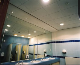 Thermatex Fine Stratos 600 mm x 600 mm SK - Knauf AMF Ceilings