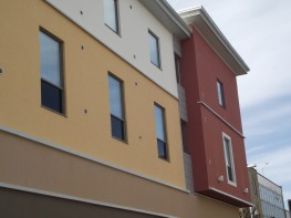 EWI - Expanded Polystyrene (EPS) External Wall Insulation