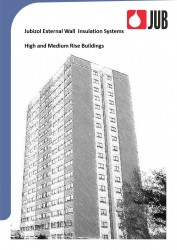 How to safely use External Wall Insulation on High Rise Buildings