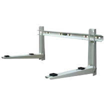 Replacing Type 1 and 2 brackets and the Quik-fit bracket  2 sizes available to cover all applications. Bracket can be mounted via horizontal wall bar, or directly to the wall as bracket arm pairs. Patented Liquid levelling system for easy install. Anti vibrati...