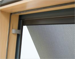 The anti heat blind is specifically designed to reduce the heat in the room. The anti heat blind is external, which means that the heat is diffused before it hits the pane, reducing the heat entering your room without completely removing the light.   The anti heat blind is made from a special cloth, which also helps soften the light in the room without actually blocking the view.      Features of an anti heat blind   Perfect fit to our roof windows - no adjustments required Externally fixed to the top of the roof window Easy to install - only 4 screws to be fixed in predrilled holes Great design - the blind is barely visible The cloth is designed to keep the heat out and let the soft light in The cloth is UV and water resistant Very easy to operate the blind from the inside While using the blind, you can easily open the window and let the air in The cloth is 2 cm wider than the pane - more protection with an open window 2 year guarantee  Anti heat blinds are compatible with RoofLITEŸ®ŸŸ and DAKSTRA roof windows. DAKSTRA, RoofLITEŸ®ŸŸ are registered trademarks of ALTATERRA Kft.