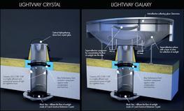 Galaxy sun tunnels image