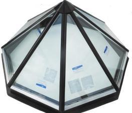 Flat Roof Octagonal Skylights image