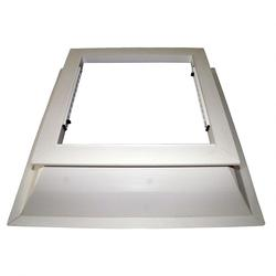 Trade Vented Polycarbonate Rooflights and Kerbs - Direct Rooflights