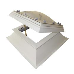 Trade Hinged Polycarbonate Rooflights and Kerbs image