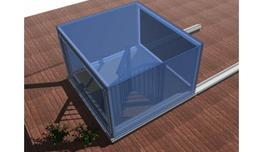 Box-type access rooflight image