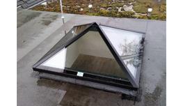 Glass Pyramid Rooflight image