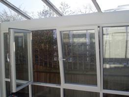 Aluminium Tilt and Turn Windows image