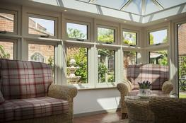 The Residence 9 window system is designed to replicate 19th Century timber windows. It enables you to replace your windows and doors with an authentic design and in heritage colours, without losing the character appearance and feel of the period.  They fuse t...