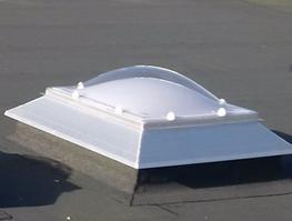 D02 - PRO DOME with 300mm ECO splayed upstand, 600x900 image