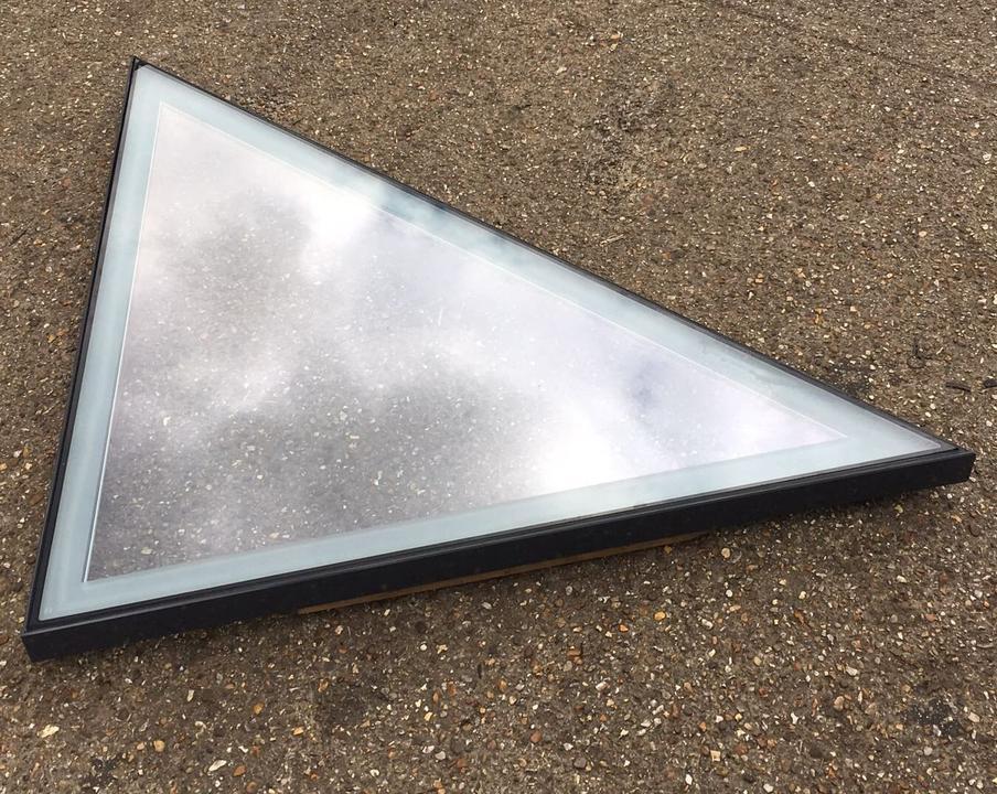Flat Glass Roof
