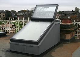 Hingelite - Opening Rooflights image