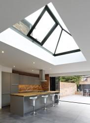 The Slimline Roof Lantern - Roof-Maker