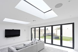 The Fixed Flat Rooflight - Roof-Maker