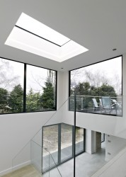 The Hinged Opening Rooflight - Roof-Maker