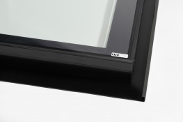 The LUXLITE (hinged opening) - Roof-Maker