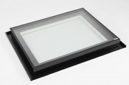 Opening rooflight suitable for tiled, slate, membrane or clad roofing, pitched from 15 to 70 degrees. Comes fully assembled with no separate components, meaning it can be installed in as little as 10 minutes. Available in both portrait and landscape orientatio...