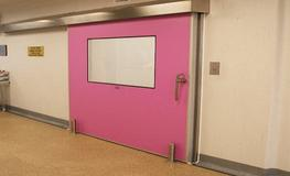 Hygienic Hermetically ... & Hygienic Hermetically Sealing Sliding FRP Doors by Dortek pezcame.com