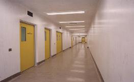 Hygienic Hinged GRP Fire Doors image